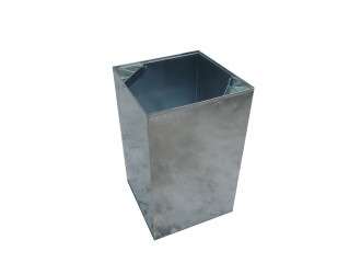 "Урны для мусора - Оцинкованное ведро для урны ""Гранд"" 100 л."