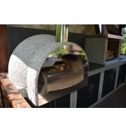Помпейская печь со столом и фасадами